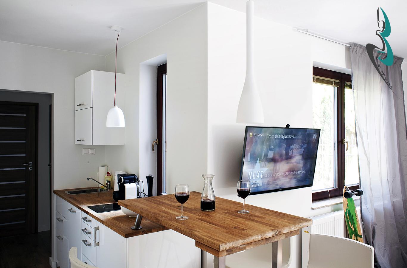 Sopot BC1957 Zona Cocina Apartamento Estándar